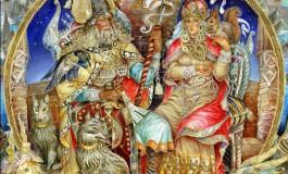 El arte del lacado ruso