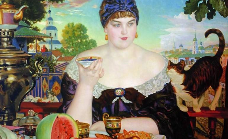 La tradición de tomar el té en Rusia