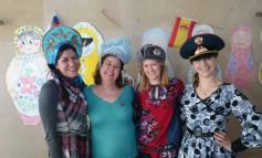 Fiesta rusa en Salamanca