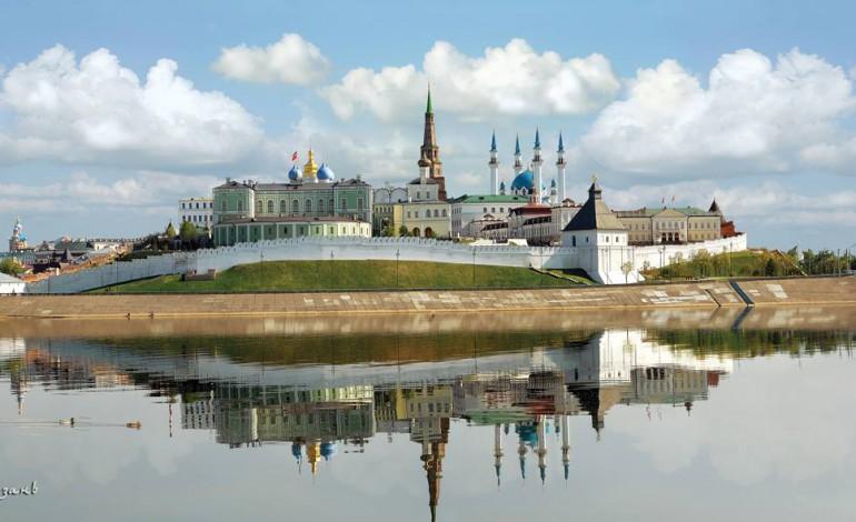 Kazan, visita al Kremlin y a la catedral de todas las religiones