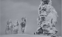 Manpupuner - Los ocho lugares más misteriosos de Rusia (I)