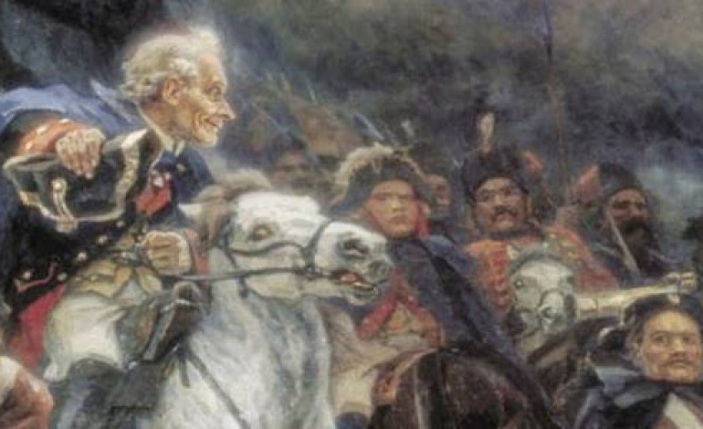 Personajes históricos de Rusia